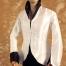 Princess Line Jacket Italian Woven Silk